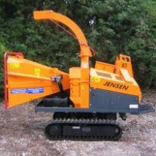 Jenson A530T Tracked Wood Chipper